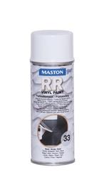 Aerosoolvärv RR 33, 400 ml, must
