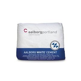 Baltas cementas Aalborg White 25 kg daniškas