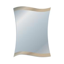 VEIDRODIS GRACIJA-2 70X50cm (STIKLUVA)