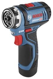 Urbjmašīna Bosch GSR12V-15 06019F6000 2X2.0AH
