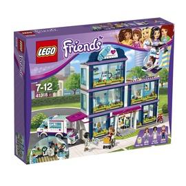 Konstruktorius LEGO Friends, Hartleiko ligoninė 41318