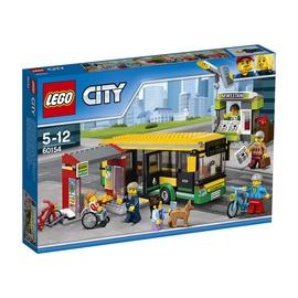 "KONSTRUKTORIUS LEGO CITY ""AUTOBUSŲ STOTIS 60154"""