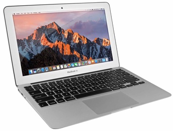 "NEŠIOJAMAS KOMPIUTERIS APPLE MACBOOK AIR 13"" I5 128GB"