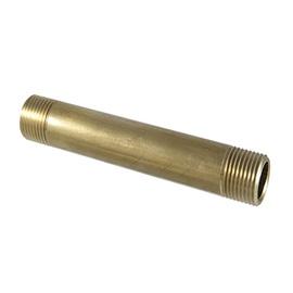 """Trumpasriegis TDM Brass  1""""X150 mm; 105M 01150"""
