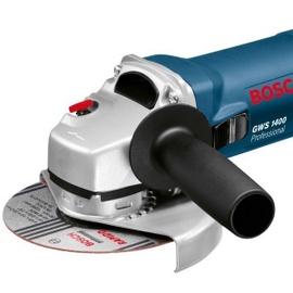 Nurklihvmasin Bosch GWS1400, 1400 W