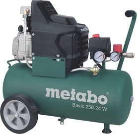 Gaisa kompresors Metabo Basic 250-24W