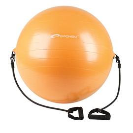 Gimnastikos kamuolys su tampyklėmis Spokey Energetic, Ø65 cm