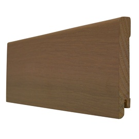 Faneruota grindjuostė Cream, ąžuolo imitacija, 2200mm x 16mm x 60mm