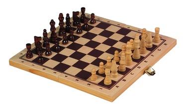 Stalo žaidimas šachmatai ir nardai