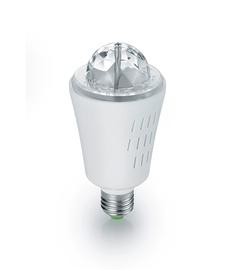 "Lemputė disko ""Trio"" Goya R953-69 3W E27 LED RGB"