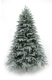 Kalėdinė eglutė Syberia, balta, 150 cm aukščio