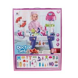 Žaislinis gydytojo stalas 34 dalių