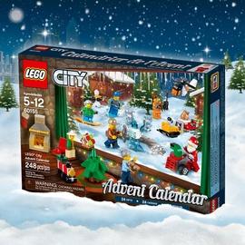 Konstruktorius LEGO City, Advento kalendorius 60155