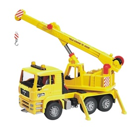 Sunkvežimis su kranu Bruder 02754 TPS MAN Kran-LKW
