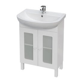 Vonios spintelė Cersanit Arteco 60 cm; S913-005-DSM