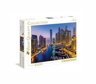 Dėlionė Dubajus, Clementoni, 1000 detalių
