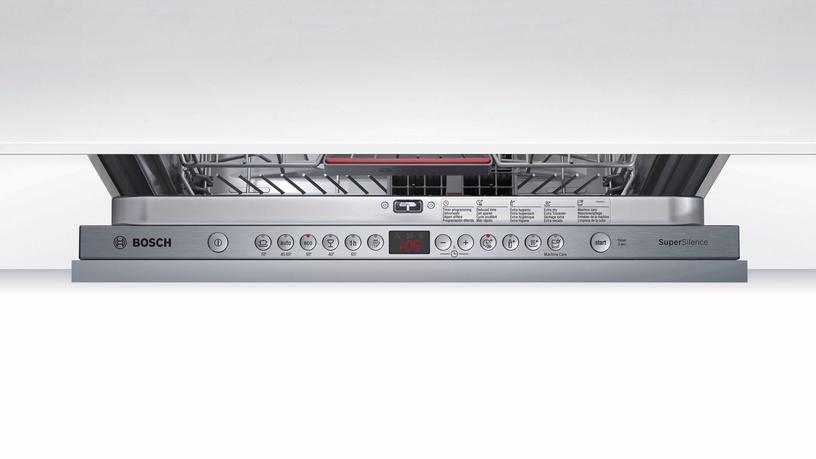 Integreeritav nõudepesumasin Bosch SuperSilence SMV46IX12E
