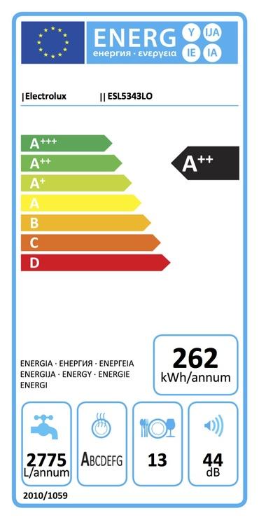 Integreeritav nõudepesumasin Electrolux ESL5343LO