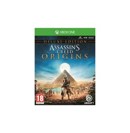 ŽAIDIMAS XBOX ONE ASSASSIN´S CREED ORIGINS DELUXE EDITION