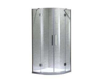 """Pusapvalė dušo kabina """"K-581B"""" (MASTERJERO)"""