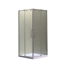 """Kvadratinė dušo kabina """"K-073B"""" (MASTERJERO)"""