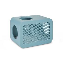 Katės poilsio vieta, mėlyna, Cube Beeztees