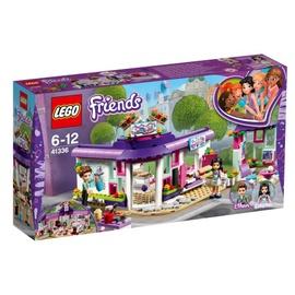 KONSTRUKTORIUS LEGO FRIENDS 41336 EMMAS ART CAF E