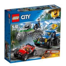 KONSTRUKTORIUS LEGO CITY POLICE 60172 DIRT ROAD