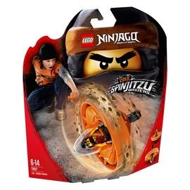 KONSTR LEGO NINJAGO 70637 COLE - SPINJIT