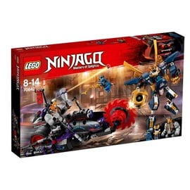 KONSTR LEGO NINJAGO 70642 KILLOW VS. SAM