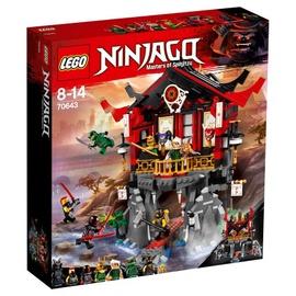 KONSTR LEGO NINJAGO 70643 TEMPLE OF RESU