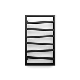 Rankšluosčių džiovintuvas Terma Zigzag; kopėtėlės, 835x500 mm