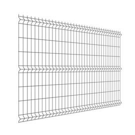 Tvoros segmentas Extra, 4 mm x 1730 mm x 2500 mm, pilkas