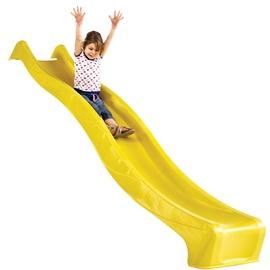 Lauko čiuožykla 290 cm, geltona