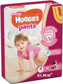 Huggies Pants 9-14kg 52 gab girl