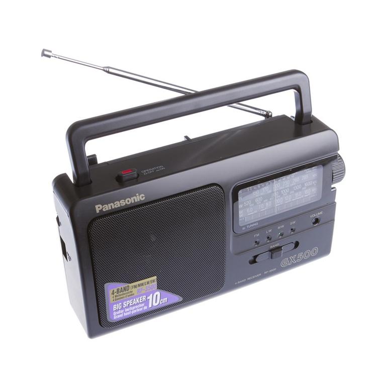 Kaasaskantav raadio RF-3500E/9-K