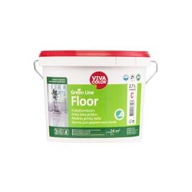Dažai Vivacolor, Green line floor A 2,7 l