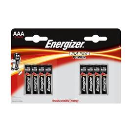 ELEMENTAS ENERGIZER POWERAAA/LR03 8VNT