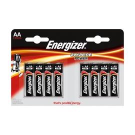 ELEMENTAS ENERGIZER POWERAA/LR6 8 VNT