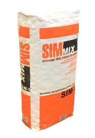 Savaime išsilyginantis mišinys SIMMIX 1-15 mm, 25 kg