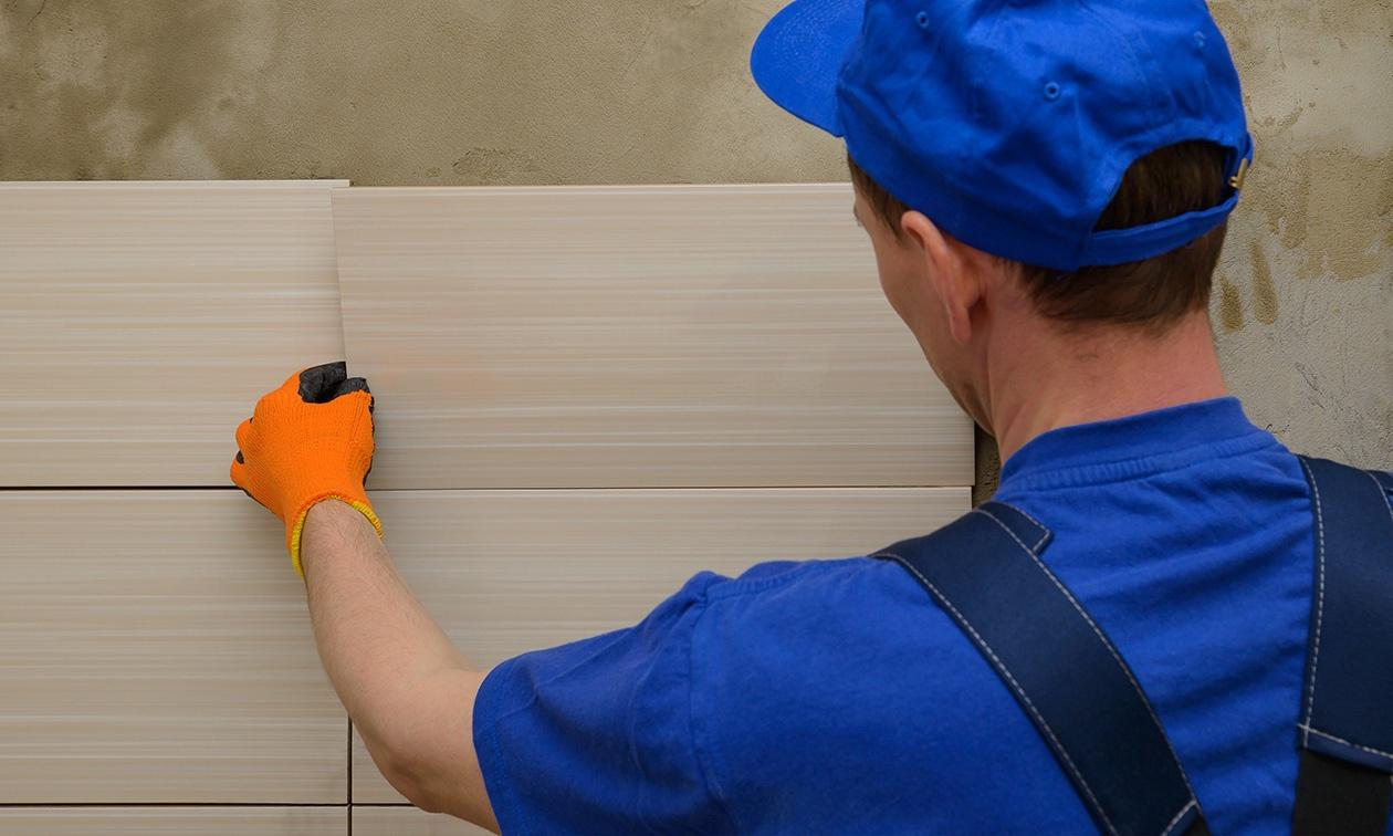 Kaip paruošti sienas plytelių klijavimui