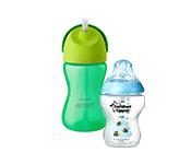 Maitinimo buteliukai, šildytuvai ir priedai