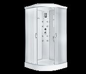 Dušo kabinos, sienelės bei kita įranga