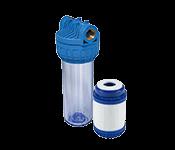 Vandens filtravimo priemonės
