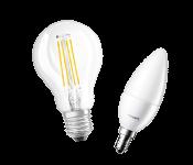 Lemputės ir LED juostos