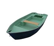 Kietadugnės valtys