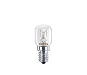 Specialios lemputės (šaldytuvams, viryklėms ir kt.)