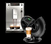 Kavos aparatai, kava, priedai