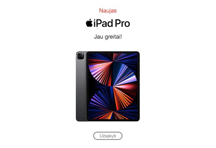 Naujas iPad PRO