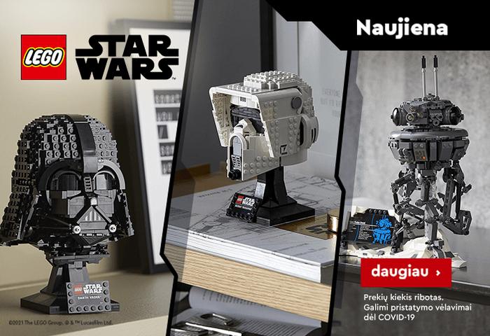 Naujiena LEGO STAR WARS